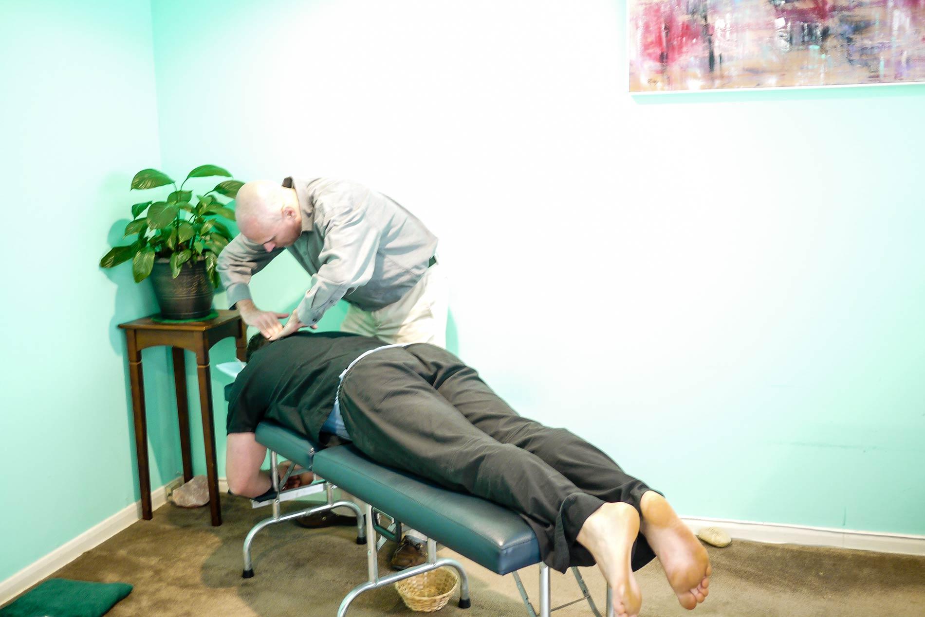 Dr. Dave Buck Centerline Chiropractics Network Spinal Analysis - NSA